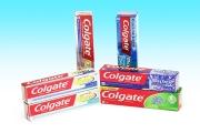 Hộp kem đánh răng Colgate
